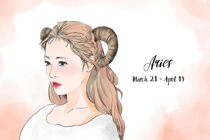 白羊座(3月21日–4月19日)「異國邂逅與跨國戀情等着你!」2019年的白羊座能