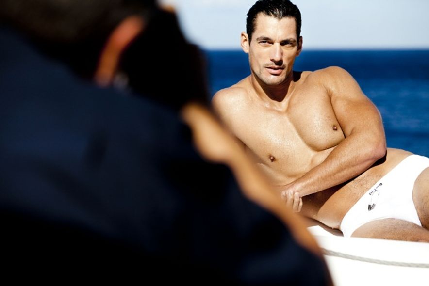 David Gandy, 名人, 美妝, Dolce & Gabbana, Light Blue