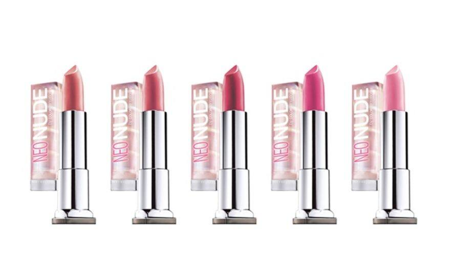 maybelline, makeup, 彩妝, lipstick