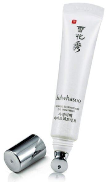 skincare, 美容, 抗衰老, Snowise EX Whitening Eye Treatment, Sulwhasoo