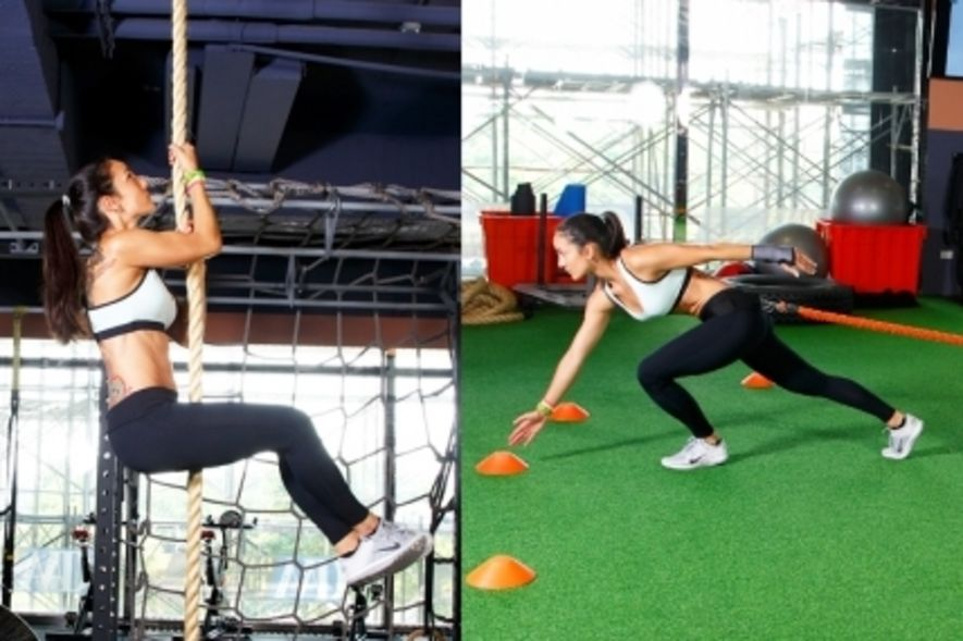 Cross Fit, Cross Training, 健身, 減肥, 瘦身
