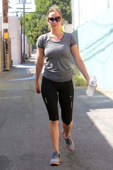 Jennifer Lawrence, 女星, 瘦身, 減肥, diet