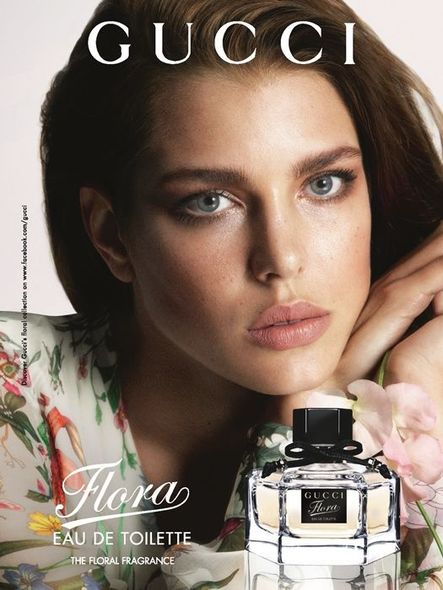 gucci, 香水, Charlotte Casiraghi, fragrance