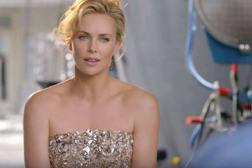 Charlize Theron, Dior, Dior J'Adore , 香水, Fragrance