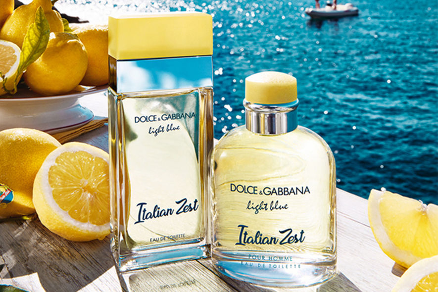 Dolce & Gabbana, Light Blue Italian Zest, 限量版香水