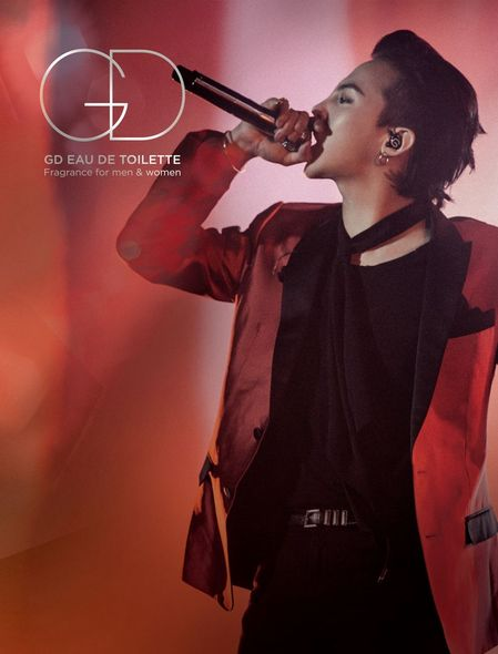 Big Bang, G-Dragon, 韓國, ktrend, 香水, fragrance