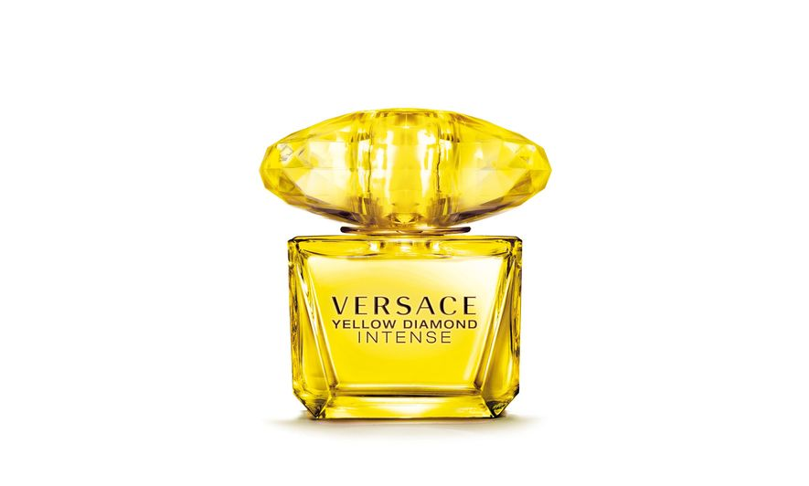 versace, yellow diamond intense, versace edt