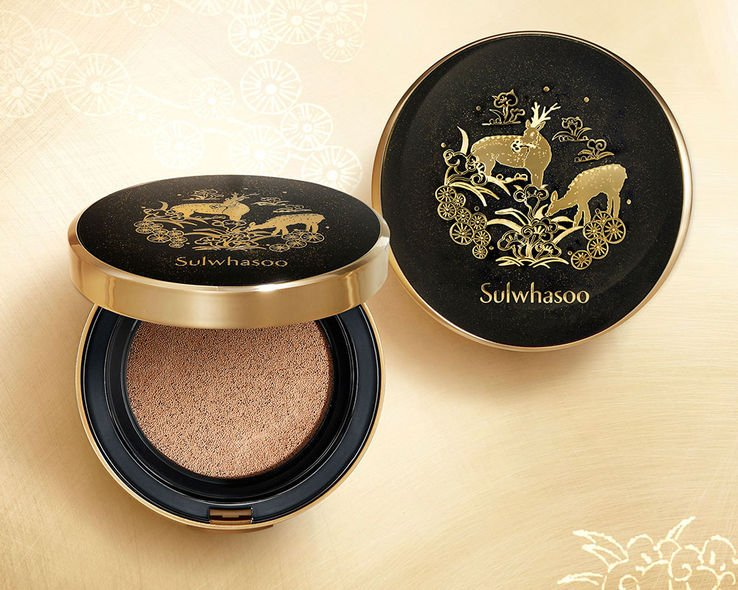 Sulwhasoo Perfecting Cushion Intense Limited Edition $580