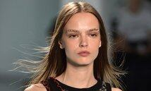 NYFW makeup Rodarte Zac Posen Badgley Mischka Lisa Perry Nicholas K Peter Som