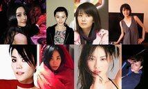 梁洛施, 王菲, 范冰冰, 高圓圓, 素顏, 美容
