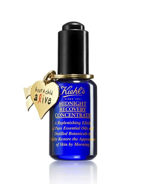 Alicia Keys, Kiehl's, 精華