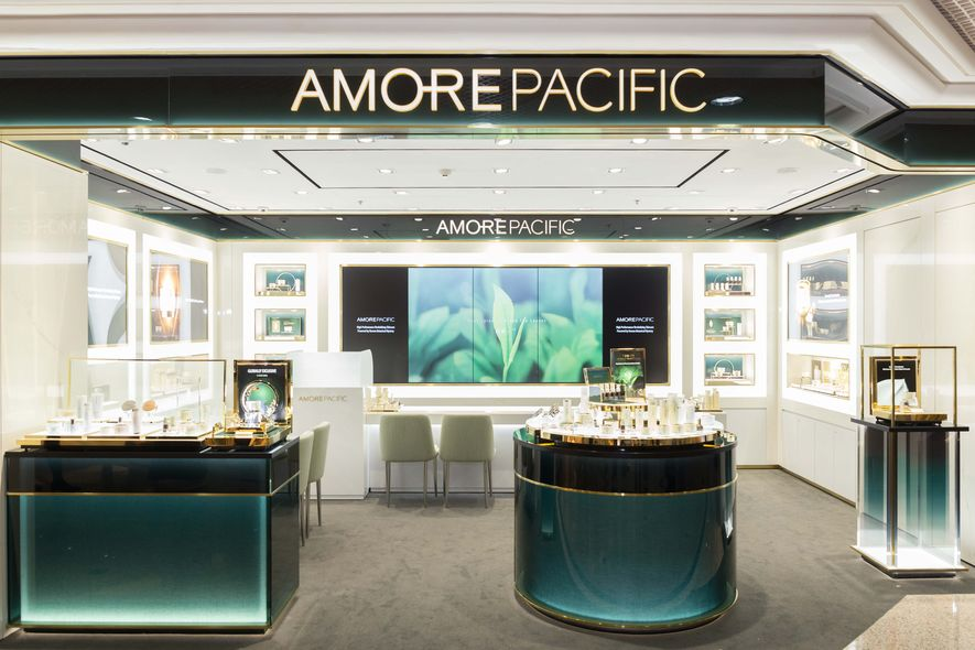 AMOREPACIFIC,TIME RESPONSE,護膚品,鍾楚紅