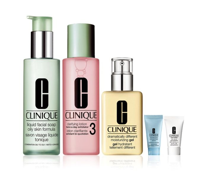 Clinique, skincare, 美容產品