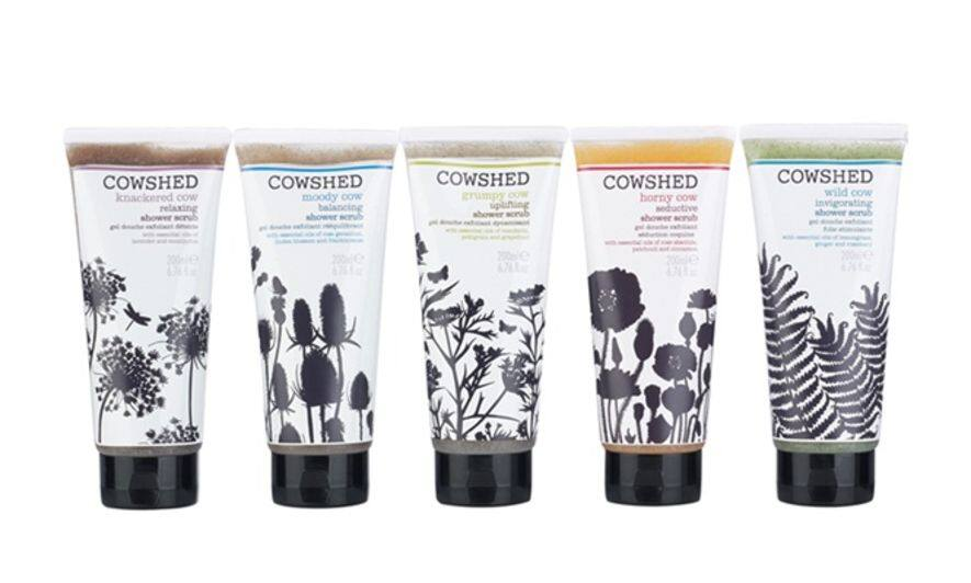 cowshed, 磨砂, skincare, 護膚