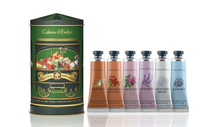 Crabtree & Evelyn. x'mas, 2014, 護膚, 美容