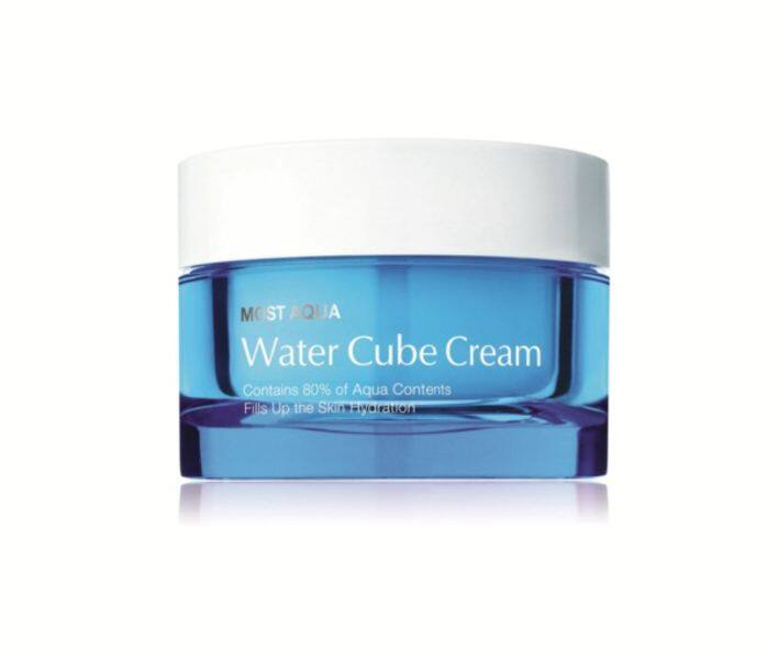 Most Aqua Water Cube Cream, 深層高效補濕面霜, Dr.Jart+, 美容, 補濕, beauty product