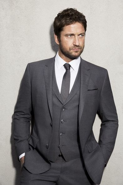 Gerard Butler, HUGO BOSS, BOSS BOTTLED, 香氛