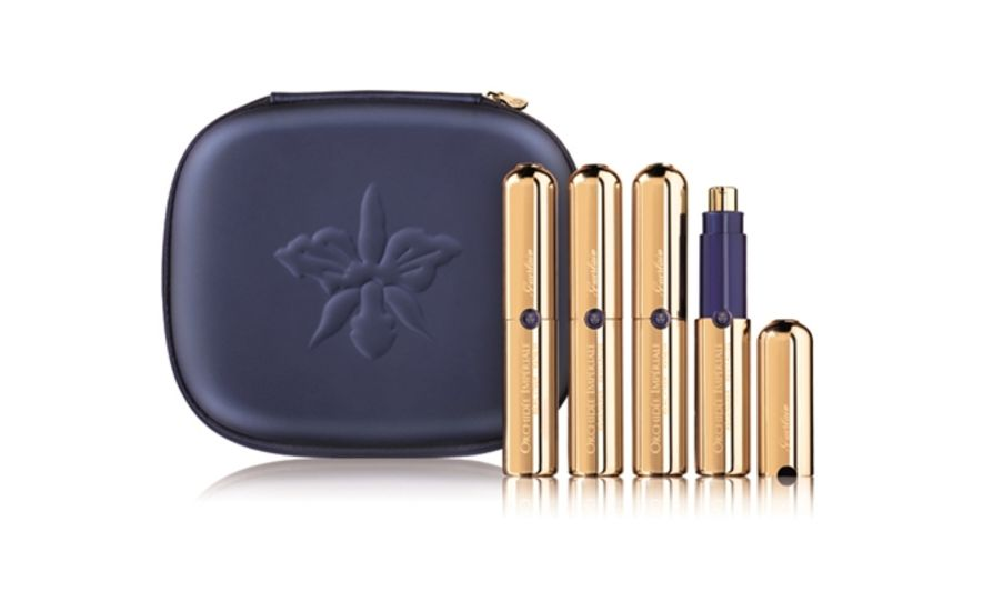 Guerlain orchidee imperiale treatment, anti-aging, renew, revitalize