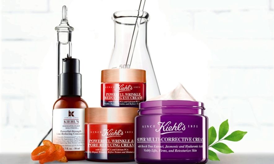 Kiehls Super Age Correcting Workshop