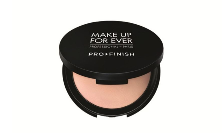 彩妝, makeup, make up for ever, 粉餅, PRO FINISH Multi-Use Powder Foundation