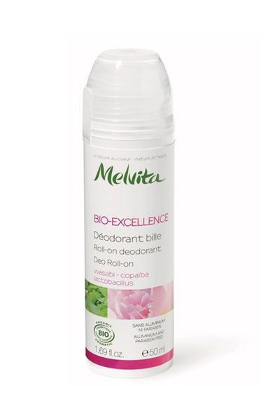 護膚, 美容產品, beauty product, melvita, Bio-Excellence Roll-on Deodorant