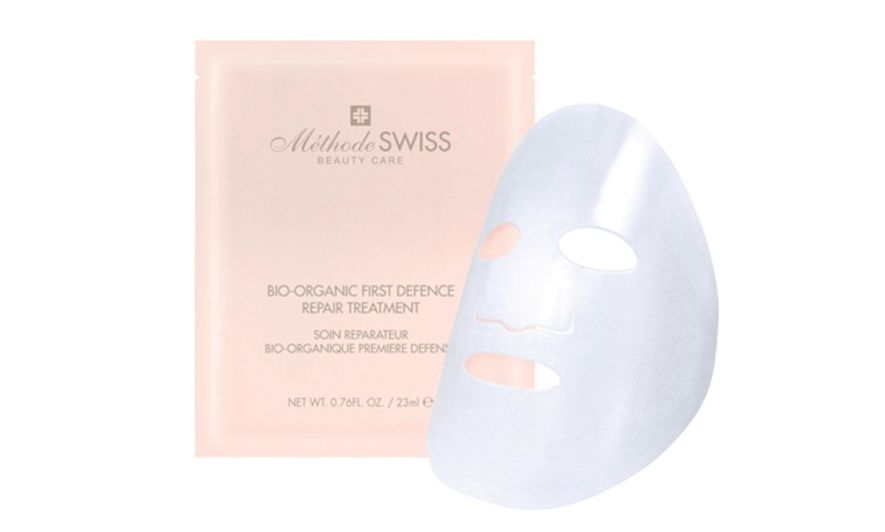Méthode SWISS, 面膜, mask