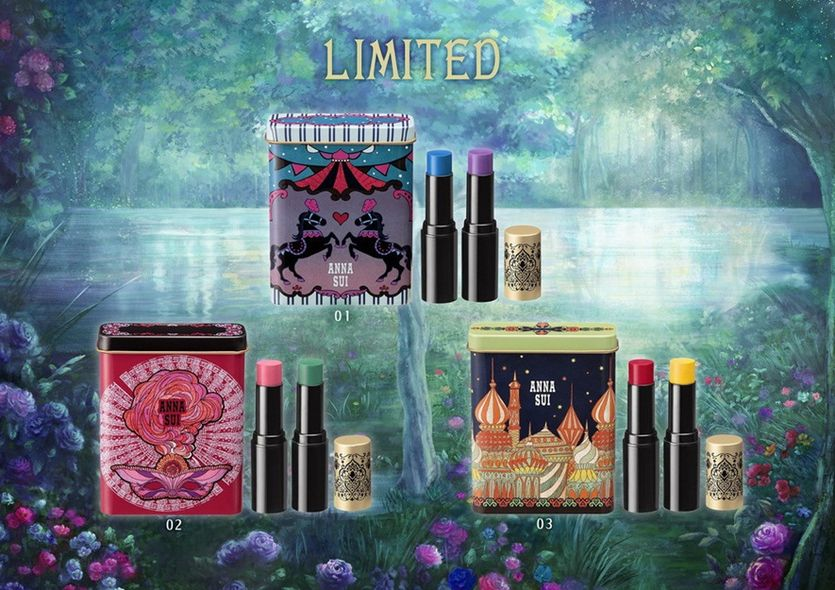 Anna Sui, Bobbi Brown, Clinque, 化妝, 眉妝, 氣墊, makeup, Laneige