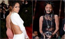 Rihanna 彩妝 Met Ball iHeartRadio Music Awards