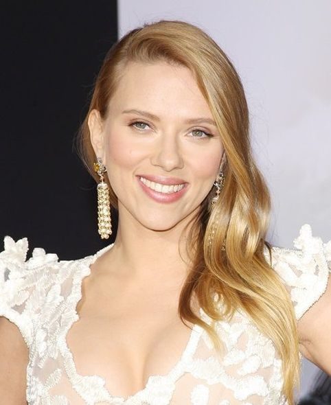 聖誕節, Scarlett Johansson, beauty