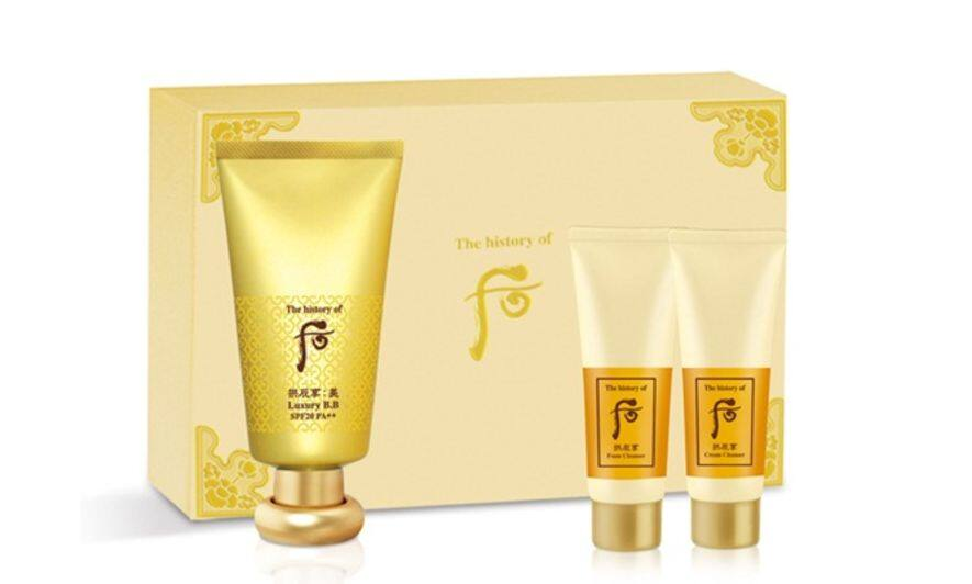 The history of whoo, X'mas, 聖誕, Skincare, 護膚