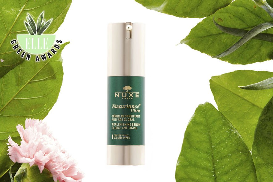 elle,green award,NUXE,anti-aging,serum,skincare,2016