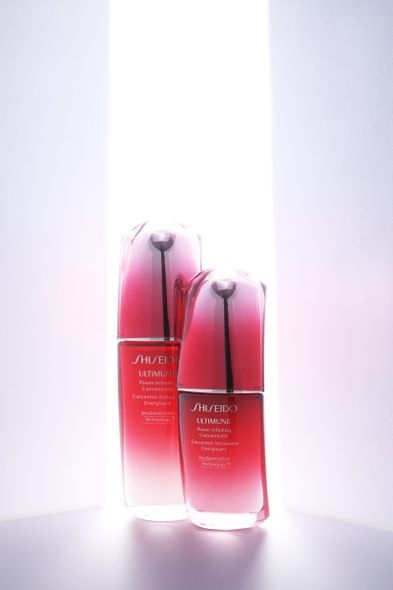 ULTIMUNE Power Infusing Concentrate N 皇牌免疫力精華($620 /30ml,  $860/ 50ml SHISEIDO)