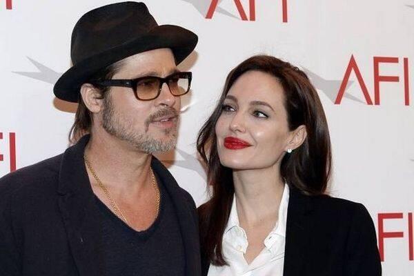 Angelina Jolie , Brad Pitt , 離婚 , 婚姻