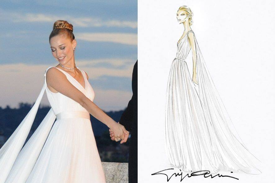婚禮, 結婚, royal, Beatrice Borromeo
