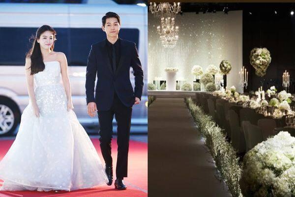 宋慧喬 , 宋仲基 , 結婚 , 韓國 , ktrend  , 婚禮 , 太陽的後裔