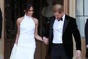 梅根马克尔Meghan Markle揭露英国皇室媳妇婚后穿搭只有白色秘密?