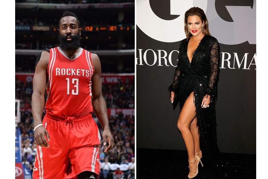 Khloé Kardashian, Kocktails with Khloé,  James Harden