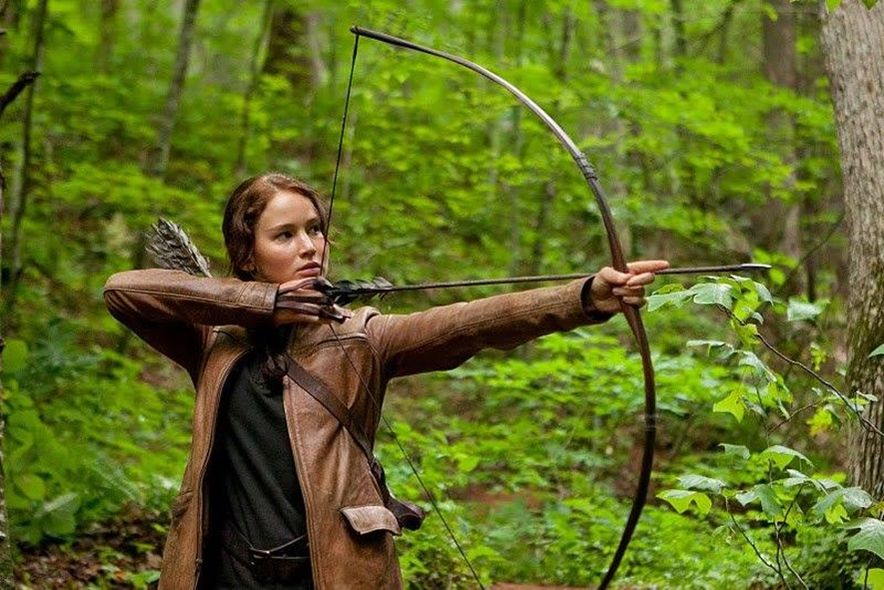 荷里活, 金像獎, Jennifer Lawrence, Katniss Everdeen