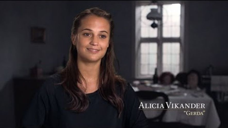 Alicia Vikander, The Danish Girl女主角, 奧斯卡