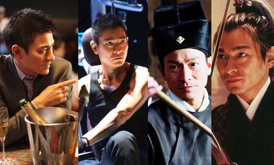 Andy Lau bad movies,劉德華,電影