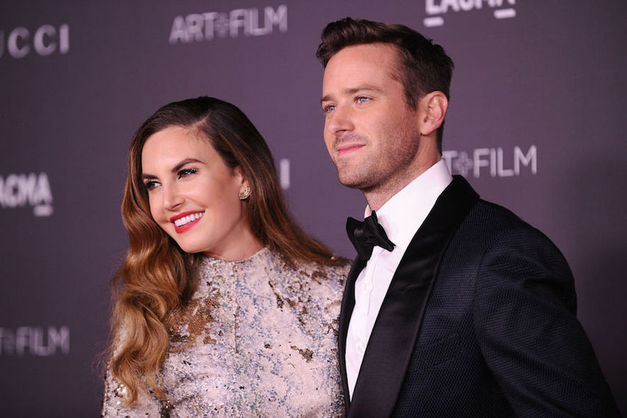 Armie Hammer,Elizabeth Chambers,Call me by your name, 男神