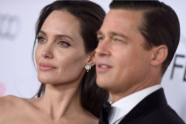 Angelina Jolie, Brad Pitt, 愛情, 離婚, 結婚