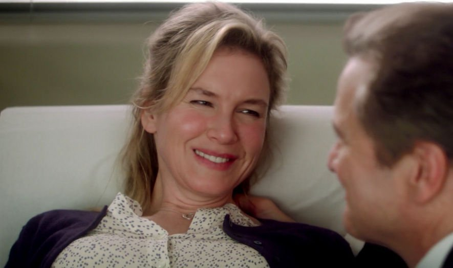 Bridget Jones's Baby , Renée Zellweger , 電影