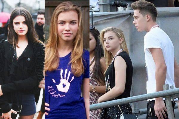 Brooklyn Beckham, Chloe Moretz, Sonia Ben Ammar, 明星
