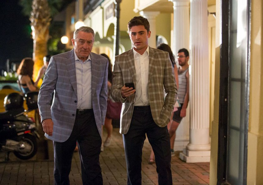 Dirty Grandpa, Zac Efron, Robert De Niro, Party冇限耆, 2016, 電影