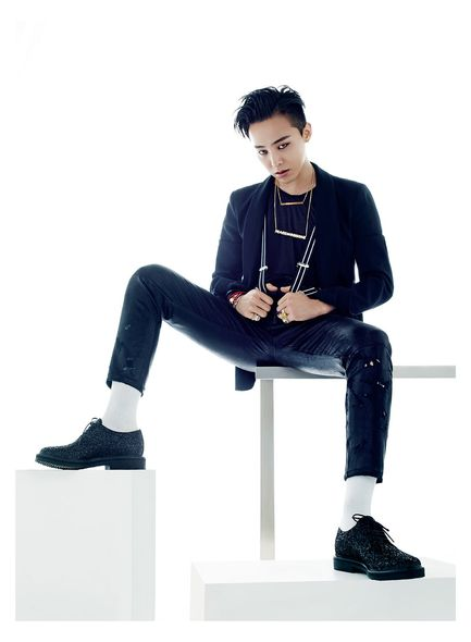 BIGBANG, G Dragon, K Pop, ktrend, 韓國, 專訪, ELLEMAN
