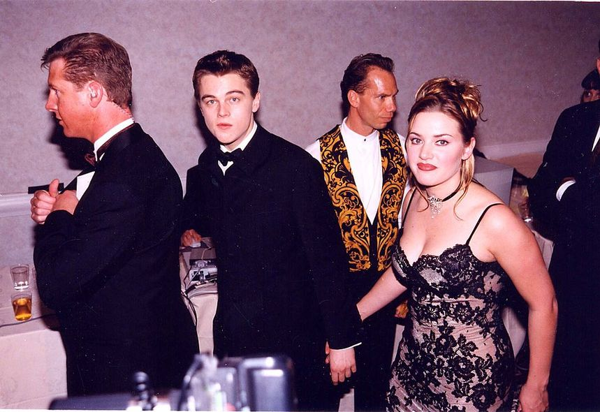 Leonardo DiCaprio, Kate Winslet, Friendship, 朋友, Titanic