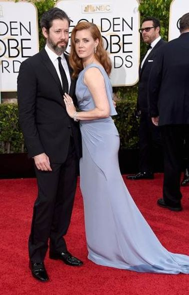 Amy Adams 與丈夫 Darren Le Gallo