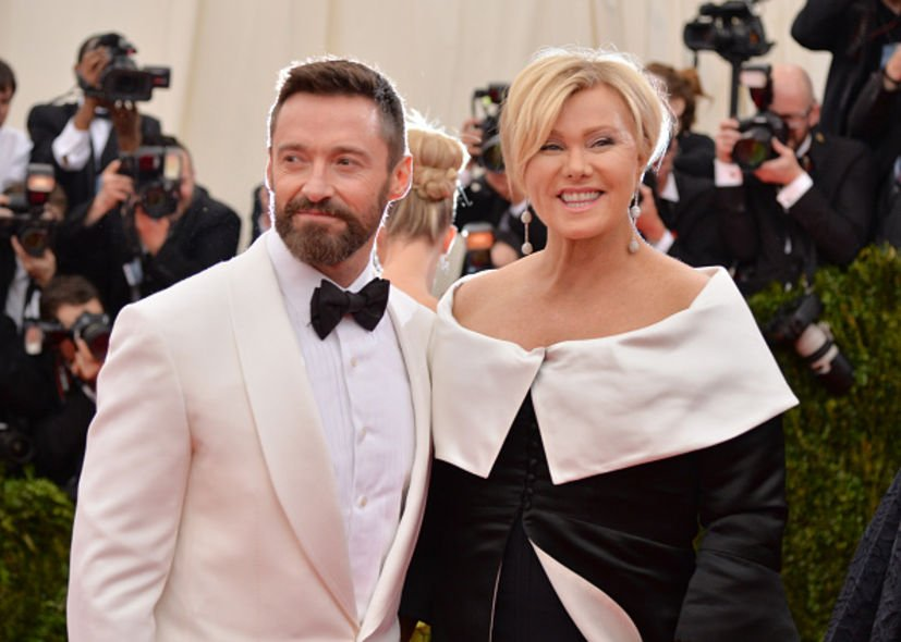 Hugh Jackman, Deborra-Lee Furness, 婚姻, 訪問, 電影