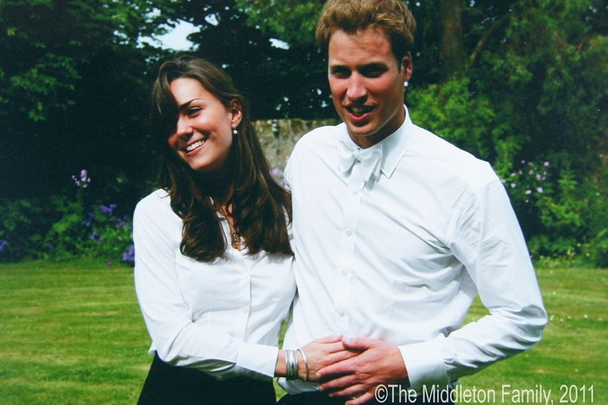 凱特王妃, Kate Middleton, Prince William, 結婚紀念
